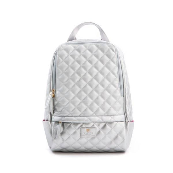Gunas New York - Cougar Quilted Silver voorkant