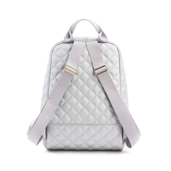 Gunas New York - Cougar Quilted Silver achterkant