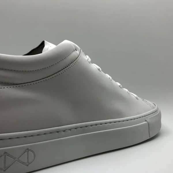 Vegan Sneaker Sleek Reflective van nat-2™ zijkant