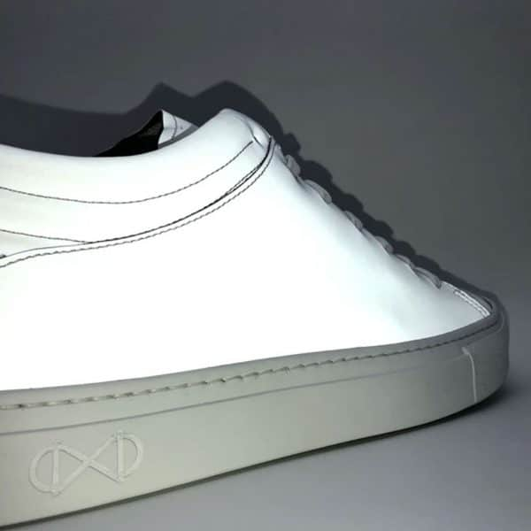Vegan Sneaker Sleek Reflective van nat-2™ reflectie 3M