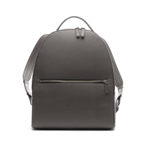 Vegan rugzak - This is Lo First edition backpack grijs voorkant
